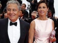 Christian Clavier, amoureux fier au côté d'Isabelle au Festival de Cannes
