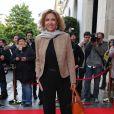 """Corinne Touzet - Soirée """"Global Gift Gala 2014 """" à l'hôtel Four Seasons George V à Paris le 12 mai 2014."""