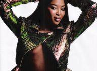 PHOTOS : Naomi Campbell, quand la panthère noire devient tigresse...
