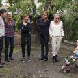 Exclusif - Thierry et ses prétendantes face à un nain de jardin (Qui veut épouser mon fils ? saison 3)