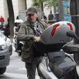Laurent Baffie - Backstage - Jean-Marie Bigard fête ses 60 ans au Grand Rex à Paris le 23 mai 2014.