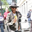 Pharrell Williams à Londres, le 23 mai 2014.