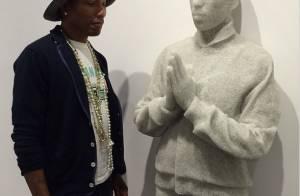 Pharrell Williams : Installé à Paris pour un mois, avant de partir en tournée