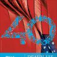 Affiche officielle du 40e Festival du cinéma américain de Deauville.