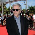 Constantin Costa-Gavras à Cannes, le 20 mai 2014.