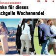 Le quotidien allemand  Bild  n'a pas hésité à acheter et à publier en mai 2014 une photo de Kate Middleton les fesses à l'air, réalisée par une certaine Diane Morel lors de la visite de la duchesse de Cambridge et son époux dans la région de Winmalee, dans les Montagnes bleues, en Australie, le 17 avril 2014.