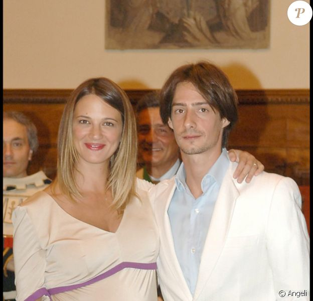 Le mariage d'Asia Argento et Michele Civetta