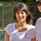 Estelle Denis et Cyril Hanouna cartonnent au Roland-Garros des people