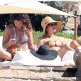 Exclusif - Katharine McPhee en vacances à Cabo au Mexique le 31 mai 2014.