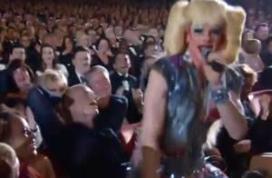 Neil Patrick Harris s'offre à Sting, sous les yeux de son mari, aux Tony Awards