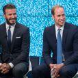 David Beckham et le prince William ont lancé ensemble, le 9 juin 2014 à Londres, une campagne de sensibilisation à la préservation de la faune sauvage sous l'égide de United for Wildlife.