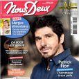 Nous Deux, avec Patrick Fiori en couverture, en kiosques le 10 juin 2014.