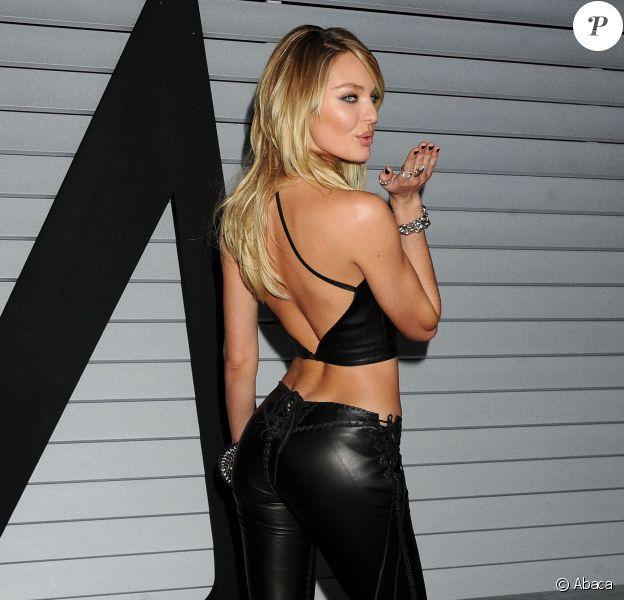 Candice Swanepoel, n°1 du classement Maxim Hot 100, assiste à la soirée organisée par le magazine Maxim au Pacific Design Center. West Hollywood, Los Angeles, le 10 juin 2014.