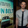"""Exclusif - Evan Buxbaum lors de l'avant-première du film """"Sun Belt Express"""" au cinéma Le Balzac dans le cadre du 3e Champs-Elysées Film Festival à Paris, le 11 juin 2014."""