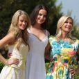 Kim Matula, Ashleigh Brewer et Katherine Kelly Lang - Photocall de 'Amour Gloire et Beauté' à Monte-Carlo, le 8 juin 2014.
