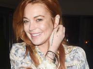 Lindsay Lohan bientôt grande soeur : Sa 'belle-mère' enceinte est... en prison !