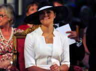 Princesse Victoria : Très chic pour l'ordination historique d'Antje Jackelén