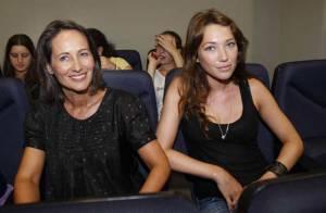 PHOTOS : Laura Smet et Ségolène au Festival du film francophone, c'est Royal !