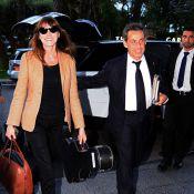 Carla Bruni et Nicolas Sarkozy : Une page se tourne... à Barcelone
