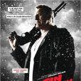 Mickey Rourke sur une affiche de Sin City : J'ai tué pour elle.