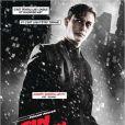 Joseph Gordon-Levitt sur une affiche de Sin City : J'ai tué pour elle.
