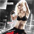 Jessica Alba sur une affiche de Sin City : J'ai tué pour elle.