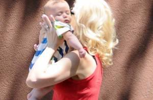 Gwen Stefani : Maman tendre pour ses fils, avant ses débuts dans The Voice