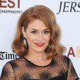 Erica Piccininni lors de l'avant-première du film Jersey Boys à Los Angeles le 19 juin 2014