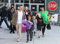 Angelina Jolie et Brad Pitt, parents en or : Un skatepark pour leurs enfants !