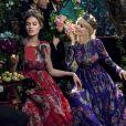 Campagne publicitaire automne-hiver 2014-15 de Dolce & Gabbana. Photo par Domenico Dolce.