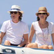 Paul McCartney et sa belle Nancy Shevell : Quelques jours repos au soleil