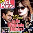 Magazine Ici Paris du 25 juin 2014.