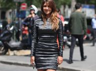 Fashion Week : Géraldine Nakache estivale chez Carven