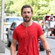 Shia LaBeouf à New York le 21 juin 2014.