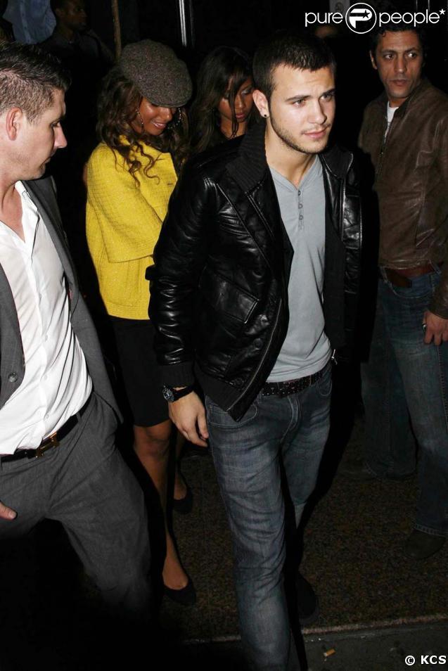Leona Lewis et son compagnon