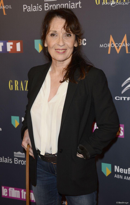 Chantal Lauby - 21e cérémonie des trophées du film Français au Palais Brongniart à Paris le 4 février 2014