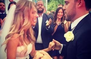 Justin Bieber: Fêtard mais chic au luxueux mariage de Scooter Braun, son manager