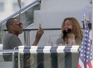 Beyoncé et Jay-Z : Détente de luxe avec Blue Ivy après des shows de folie !