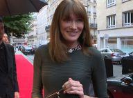 Fashion Week : Carla Bruni, égérie divine avec Clotilde Courau, bien accompagnée