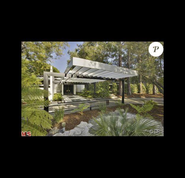 Ellen DeGeneres a vendu cette sublime villa de Los Angeles pour 55 millions de dollars.