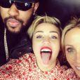 Miley Cyrus et son producteur Mike Will Made-it, inséparables depuis plusieurs mois, entretiendraient une relation selon les révélations d'Us Magazine en juillet 2014.