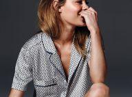 Camille Rowe : En lingerie, la jolie Française nous fait craquer