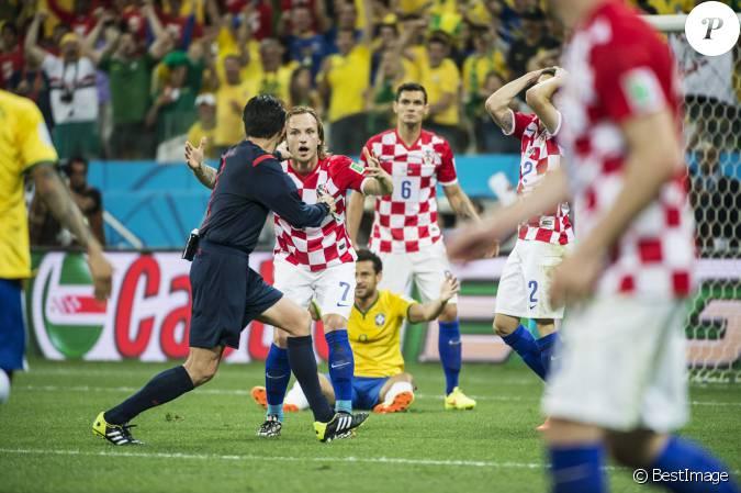 Ivan rakitic match d 39 ouverture de la coupe du monde - Match d ouverture coupe du monde 2014 ...