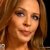 Kylie Minogue : En larmes face au souvenir de son grand amour disparu