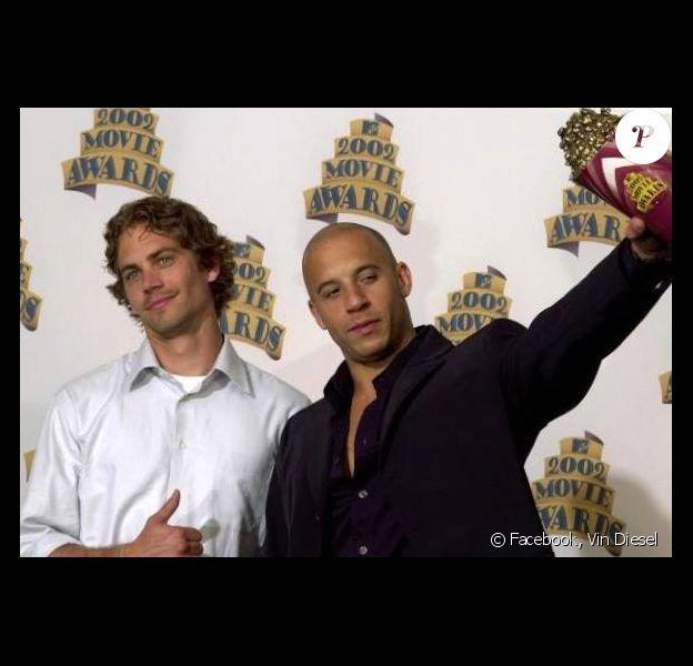 Vin Diesel et Paul Walker, les pierres angulaires de la Fast Family depuis 15 ans.