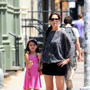 Katie Holmes et Suri Cruise : Balade complice entre mère et fille
