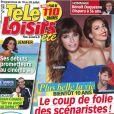 Magazine Télé-Loisirsdu 19 au 25 juillet 2014.