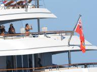 Yacht, jet privé... Les vacances de rêve des stars
