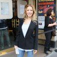 """Exclusif - Tristane Banon - Arrivée des people à l'avant-première du film """"Fastlife"""" au cinéma Gaumont Capucines Opéra à Paris, le 15 juillet 2014."""