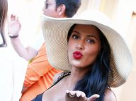 Ayem Nour : Look sexy et sauvage, elle illumine Saint-Tropez